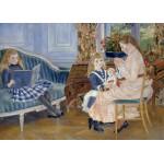 Puzzle  Grafika-Kids-00183 Auguste Renoir: L'après-midi des enfants à Wargemont, 1884