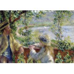 Puzzle  Grafika-Kids-00186 Renoir Auguste: Près du Lac, 1879