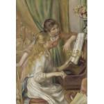 Puzzle  Grafika-Kids-00191 XXL Teile - Auguste Renoir: Jeunes filles au piano, 1892