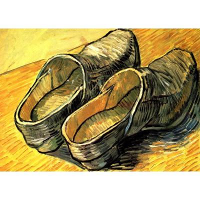 Puzzle  Grafika-Kids-00202 Magnetische Teile - Vincent van Gogh, 1888
