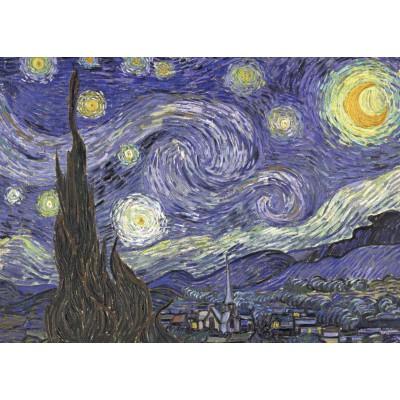 Puzzle  Grafika-Kids-00210 Magnetische Teile - Vincent van Gogh, 1889
