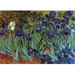 Puzzle  Grafika-Kids-00219 Magnetische Teile - Vincent van Gogh, 1889
