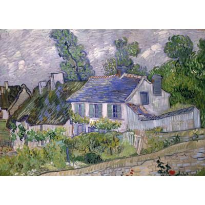 Puzzle  Grafika-Kids-00220 Magnetische Teile - Vincent van Gogh, 1890
