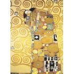 Puzzle  Grafika-Kids-00222 Magnetische Teile - Klimt Gustav: Die Umarmung