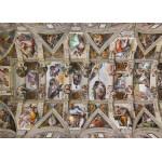 Puzzle  Grafika-Kids-00224 Magnetische Teile - Michelangelo: Die Sixtinische Kapelle