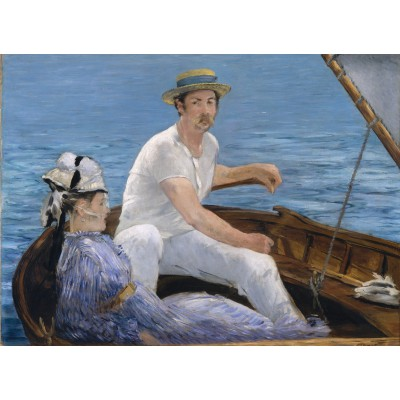 Puzzle  Grafika-Kids-00315 Edouard Manet - Boating, 1874