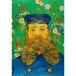 Puzzle  Grafika-Kids-00338 Vincent van Gogh: Portrait of Joseph Roulin, 1889