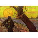 Puzzle  Grafika-Kids-00419 Van Gogh: Der Säer, 1888
