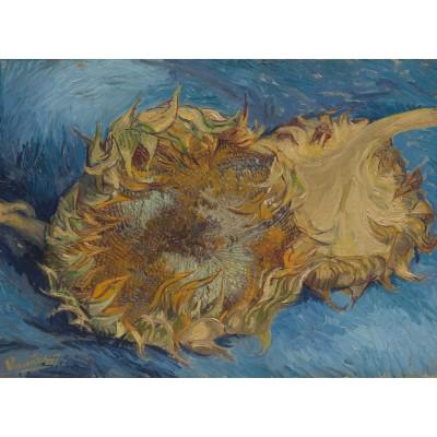 Puzzle  Grafika-Kids-00428 Van Gogh: Die Sonnenblumen, 1887