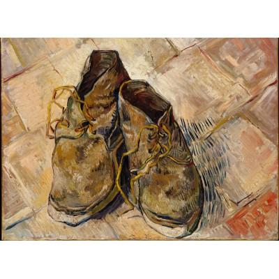Puzzle  Grafika-Kids-00433 Van Gogh: Shoes, 1888