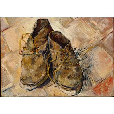 Puzzle  Grafika-Kids-00434 Van Gogh: Shoes, 1888