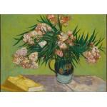 Puzzle  Grafika-Kids-00438 Van Gogh: Oleanders,1888
