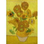 Puzzle  Grafika-Kids-00450 Van Gogh: Sonnenblumen,1887