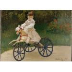 Puzzle  Grafika-Kids-00479 Magnetische Teile - Claude Monet: Jean Monet, 1872