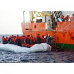 Puzzle  Grafika-Kids-00548 SOS MEDITERRANEE - Seenotrettung