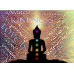 Puzzle  Grafika-Kids-00553 Magnetische Teile - Buddha