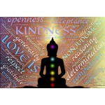 Puzzle  Grafika-Kids-00554 XXL Teile - Buddha
