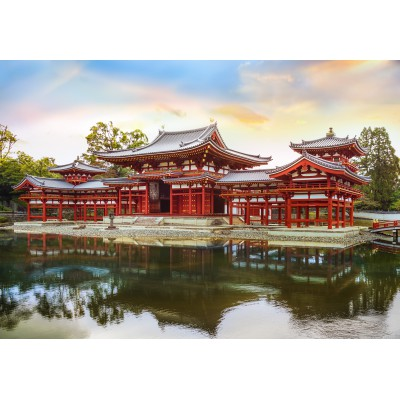 Puzzle  Grafika-Kids-00561 Byodo-In-Tempel in Kyoto, Japan