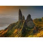 Puzzle  Grafika-Kids-00645 Skye, Insel in Schottland