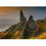 Puzzle  Grafika-Kids-00648 Magnetische Teile - Skye, Insel in Schottland