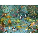 Puzzle  Grafika-Kids-00802 François Ruyer: Jungle