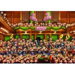 Puzzle  Grafika-Kids-00809 François Ruyer: Orchester