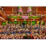 Puzzle  Grafika-Kids-00810 François Ruyer: Orchester