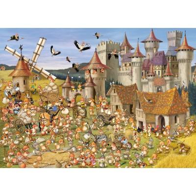 Puzzle  Grafika-Kids-00816 François Ruyer