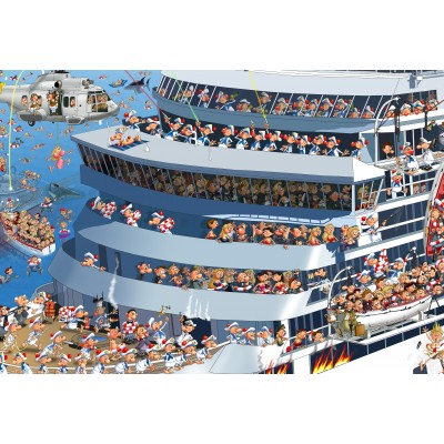 Puzzle  Grafika-Kids-00824 XXL Teile - François Ruyer