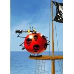 Puzzle  Grafika-Kids-00840 François Ruyer: Piraten