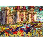 Puzzle  Grafika-Kids-00852 François Ruyer