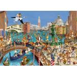 Puzzle  Grafika-Kids-00857 François Ruyer: Venedig