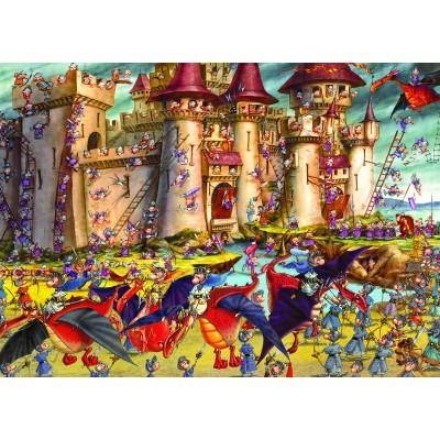 Puzzle  Grafika-Kids-00860 Magnetische Teile - François Ruyer