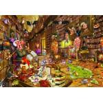 Puzzle  Grafika-Kids-00895 François Ruyer: Hexe