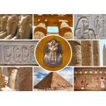 Puzzle  Grafika-Kids-00955 Collage - Ägypten