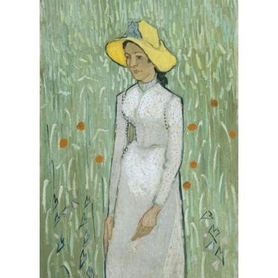 Puzzle  Grafika-Kids-00998 Vincent Van Gogh - Girl in White, 1890