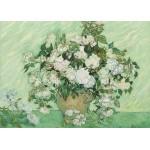 Puzzle  Grafika-Kids-01009 Magnetische Teile - Vincent Van Gogh - Roses, 1890