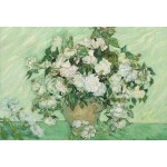 Puzzle  Grafika-Kids-01011 XXL Teile - Vincent Van Gogh - Roses, 1890