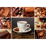 Puzzle  Grafika-Kids-01105 Kaffee