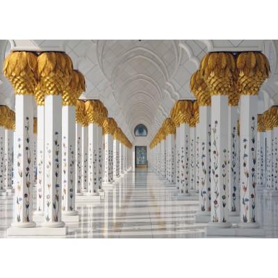 Puzzle  Grafika-Kids-01145 Die Scheich-Zayid-Moschee, Abu Dhabi
