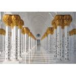 Puzzle  Grafika-Kids-01146 XXL Teile - Die Scheich-Zayid-Moschee, Abu Dhabi