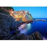 Puzzle  Grafika-Kids-01185 Magnetische Teile - Manarola, Cinque Terre, Italien