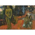 Puzzle  Grafika-Kids-01305 Paul Gauguin: Te Pape Nave Nave (Delectable Waters), 1898