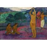 Puzzle  Grafika-Kids-01309 Paul Gauguin: The Invocation, 1903
