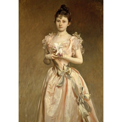 Puzzle  Grafika-Kids-01386 John Singer Sargent: Miss Grace Woodhouse, 1890
