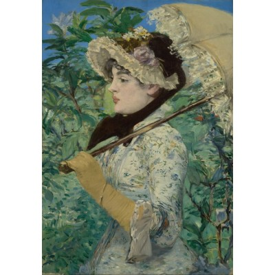 Puzzle  Grafika-Kids-01422 Édouard Manet: Jeanne, 1882