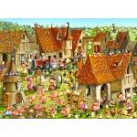 Puzzle  Grafika-Kids-01463 François Ruyer - Bauernhof