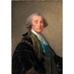 Puzzle  Grafika-Kids-01478 Élisabeth-Louise Vigee le Brun: Alexandre Charles Emmanuel de Crussol-Florensac, 1787