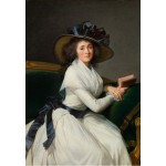 Puzzle  Grafika-Kids-01482 Louise-Élisabeth Vigee le Brun : Comtesse de la Châtre (Marie Charlotte Louise Perrette Aglaé Bontem