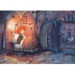 Puzzle  Grafika-Kids-01491 François Ruyer - Die Hexe